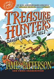 DANGER DOWN THE NILE by James Patterson