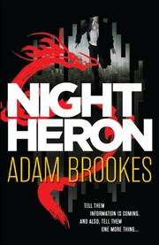 NIGHT HERON by Adam Brookes