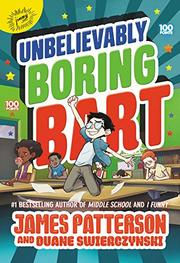 UNBELIEVABLY BORING BART by James Patterson