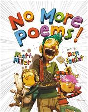 NO MORE POEMS! by Rhett Miller