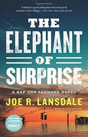THE ELEPHANT OF SURPRISE  by Joe R. Lansdale
