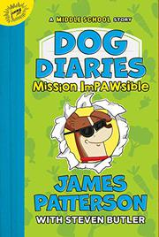 MISSION IMPAWSIBLE by James Patterson