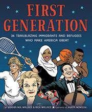 FIRST GENERATION by Sandra Neil Wallace