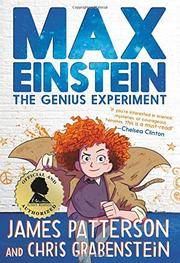 MAX EINSTEIN by James Patterson