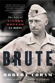 Cover art for BRUTE
