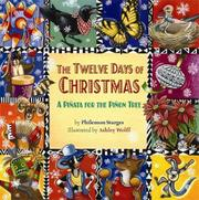 Cover art for THE TWELVE DAYS OF CHRISTMAS