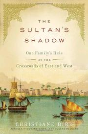 THE SULTAN'S SHADOW by Christiane Bird