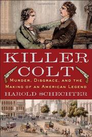 KILLER COLT by Harold Schechter