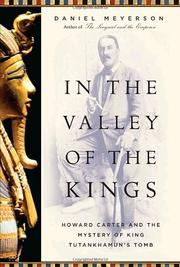 Cover art for IN THE VALLEY OF THE KINGS