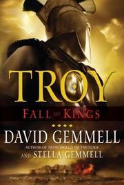 TROY by David Gemmell