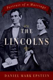 Book Cover for THE LINCOLNS