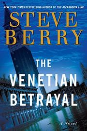Book Cover for THE VENETIAN BETRAYAL