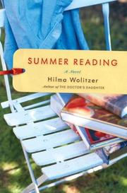 Cover art for SUMMER READING