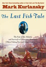 Book Cover for THE LAST FISH TALE