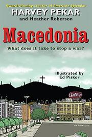 Cover art for MACEDONIA