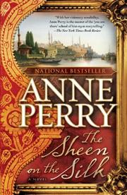 Cover art for THE SHEEN ON THE SILK