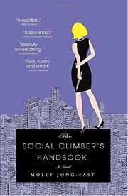 Book Cover for THE SOCIAL CLIMBER'S HANDBOOK