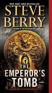 Cover art for THE EMPEROR'S TOMB