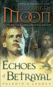 Cover art for ECHOES OF BETRAYAL