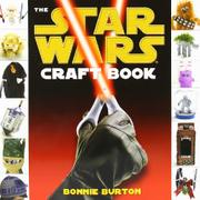 Cover art for THE STAR WARS CRAFT BOOK