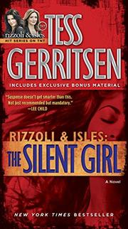 Book Cover for THE SILENT GIRL