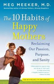 Book Cover for THE 10 HABITS OF HAPPY MOTHERS