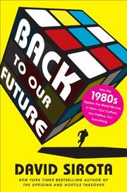 Book Cover for BACK TO OUR FUTURE