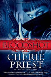 Cover art for BLOODSHOT