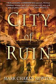 Cover art for CITY OF RUIN