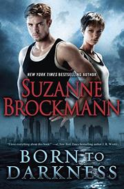 Cover art for BORN TO DARKNESS
