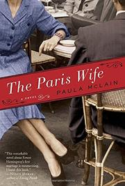 Cover art for THE PARIS WIFE
