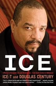 Cover art for ICE
