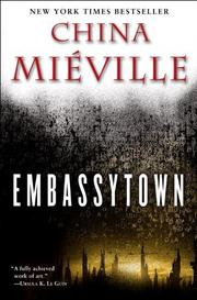 Book Cover for EMBASSYTOWN