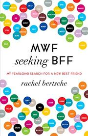 Cover art for MWF SEEKING BFF