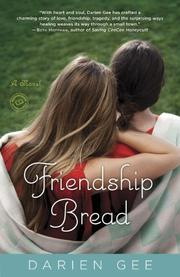 Book Cover for FRIENDSHIP BREAD