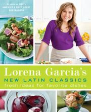 Cover art for LORENA GARCIA'S NEW LATIN CLASSICS