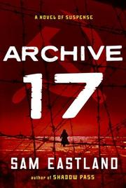 Book Cover for ARCHIVE 17