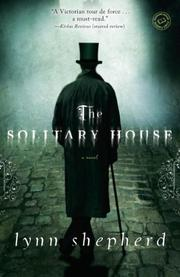 Cover art for THE SOLITARY HOUSE