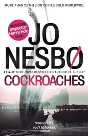 COCKROACHES by Jo Nesbø