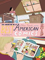THE BEST AMERICAN COMICS 2019 by Jillian Tamaki