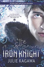 Book Cover for THE IRON KNIGHT