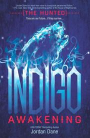Book Cover for INDIGO AWAKENING