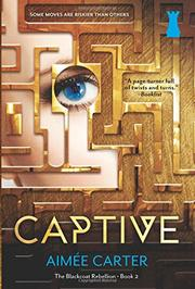 CAPTIVE by Aimée Carter