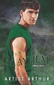 Cover art for MAYHEM