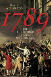 1789 by David Andress