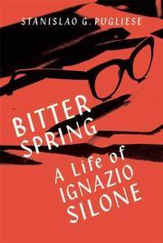 BITTER SPRING by Stanislao G. Pugliese