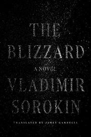 THE BLIZZARD by Vladimir Sorokin
