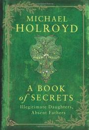 Cover art for A BOOK OF SECRETS