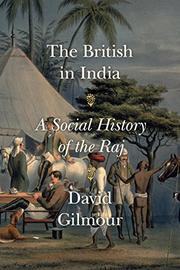 THE BRITISH IN INDIA by David Gilmour