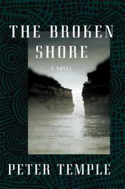 Cover art for THE BROKEN SHORE